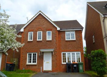 Thumbnail 4 bedroom detached house to rent in Middleton Way, Leighton Buzzard