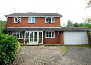 Thumbnail 4 bedroom detached house for sale in Castlecroft Gardens, Bridgnorth, Shropshire
