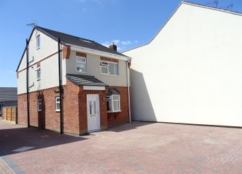 Thumbnail 4 bed detached house for sale in Silver Street, Whitwick, Leicestershire