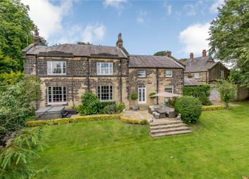 Thumbnail 6 bed detached house for sale in The Old Vicarage, Church Hill, Thorner, Leeds, West Yorkshire