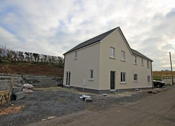 Thumbnail 3 bed semi-detached house for sale in Heol Llansaint, Broadway, Ferryside, Carmarthenshire