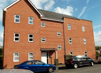 Thumbnail 2 bed flat to rent in The Junction, Station Terrace, Hucknall