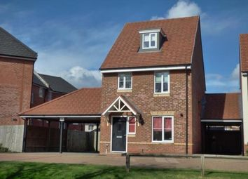 Thumbnail 3 bed detached house for sale in Grenada Crescent, Newton Leys, Bletchley, Milton Keynes