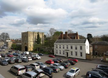 Thumbnail 3 bedroom flat to rent in Athenaeum Lane, Bury St. Edmunds