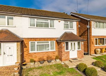 Thumbnail 3 bed semi-detached house for sale in Rowland Crescent, Chigwell