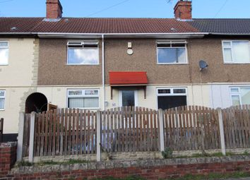 3 bed terraced house for sale in Sycamore Street, Church Warsop, Mansfield NG20