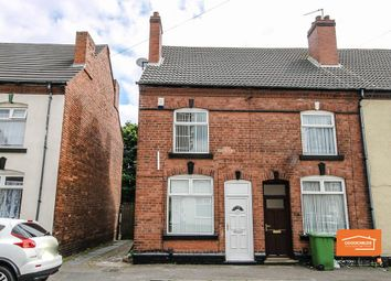 Thumbnail 3 bedroom end terrace house for sale in Cope Street, Leamore, Walsall
