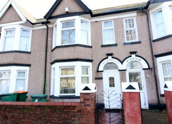 Thumbnail 3 bed terraced house for sale in Alexandra Road, Newport