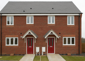 Thumbnail 3 bed mews house for sale in Estley Green, Broughton Astley