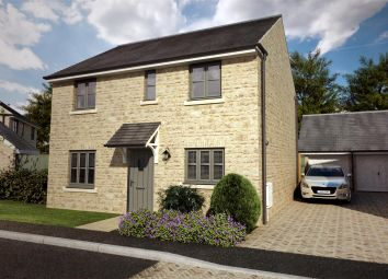 Thumbnail 4 bed detached house for sale in Plot 35 Hares Chase, Cricklade, Swindon