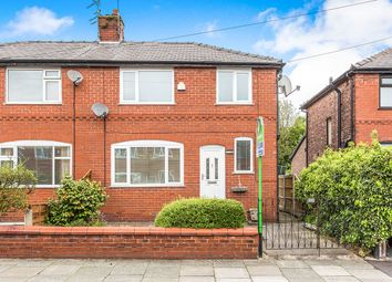 Thumbnail 3 bed semi-detached house to rent in Manor Road, Swinton, Manchester