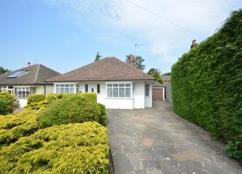 Thumbnail 3 bed detached bungalow for sale in Claremount Gardens, Epsom