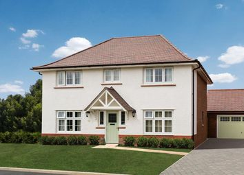 Thumbnail 4 bed detached house for sale in Sycamore Green, Ledsham Road, Cheshire