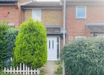 Thumbnail 2 bed terraced house for sale in Evergreen Close, Wimborne