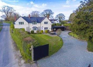Thumbnail 4 bed detached house for sale in Hengoed, Oswestry