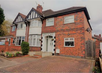 Thumbnail 5 bed semi-detached house for sale in Thurmaston Lane, Leicester