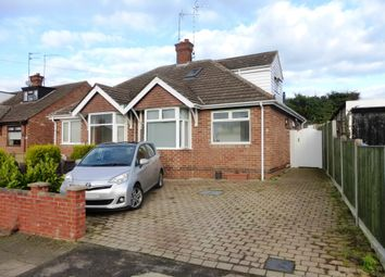 Thumbnail 3 bedroom semi-detached bungalow for sale in Templar Drive, Kingsthorpe, Northampton