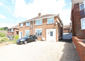 Thumbnail 3 bed semi-detached house for sale in Rossington Way, Southampton