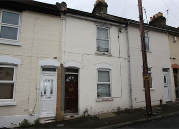 Thumbnail 3 bed terraced house for sale in Charter Street, Chatham, Chatham, Kent