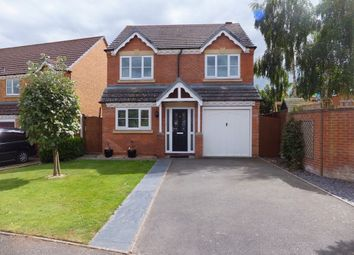 Thumbnail 4 bed detached house to rent in Napoleon Drive, Bicton Heath, Shrewsbury