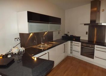 Thumbnail 2 bedroom flat to rent in Penthouse, The Hub, Leicester
