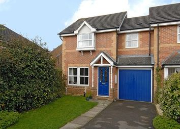 Thumbnail 3 bedroom semi-detached house to rent in Church Lane, Old Marston