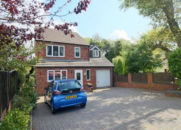 Thumbnail 4 bed detached house for sale in Grindley Lane, Blythe Bridge, Stoke-On-Trent