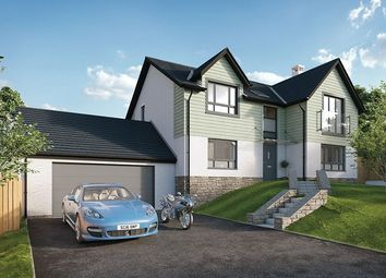 Thumbnail 4 bed detached house for sale in The Colhugh, Tuskers Point, Craig Yr Eos Avenue, Ogmore-By-Sea, Bridgend.