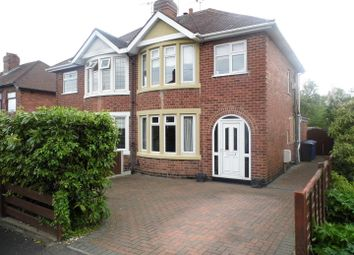 Thumbnail 3 bed semi-detached house to rent in Riddings, Allestree, Derby