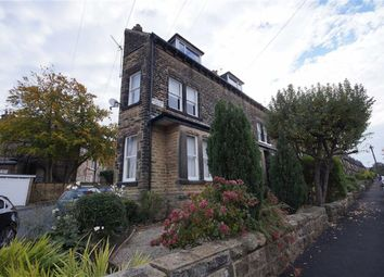 Thumbnail 1 bedroom flat to rent in West Cliffe Terrace, Harrogate, North Yorkshire