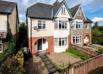 Thumbnail 5 bed semi-detached house for sale in Victoria Road, Llandrindod Wells