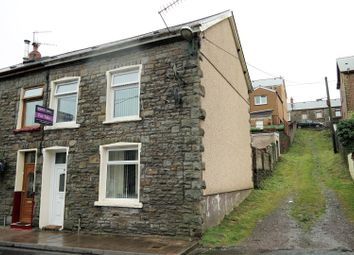 Thumbnail 3 bed end terrace house for sale in Cynon Terrace, Mountain Ash