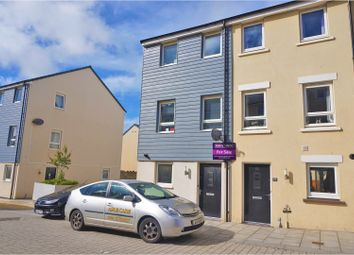 Thumbnail 4 bed semi-detached house for sale in Nicholas Holman Road, Camborne
