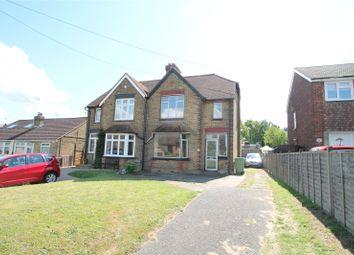 Thumbnail 3 bed semi-detached house for sale in Oak Lane, Upchurch, Kent