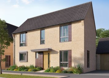 "Thumbnail 3 bed semi-detached house for sale in ""The Doddington 2"" at Crabtree Road, Cambridge"