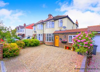 Thumbnail 4 bed semi-detached house for sale in Eastworth Road, Chertsey