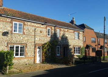 Thumbnail 2 bedroom terraced house for sale in Station Road, North Walsham
