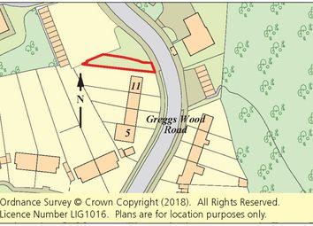 Thumbnail Land for sale in Land Greggs Wood Road, Tunbridge Wells, Kent