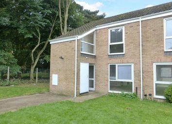 Thumbnail 2 bed end terrace house to rent in Hawthorne Lane, RAF Lakenheath, Brandon