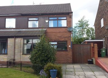 3 bed semi-detached house to rent in Ryder Close, Prescot, Merseyside L35