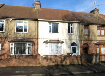 Thumbnail 3 bedroom terraced house for sale in Third Avenue, Gillingham