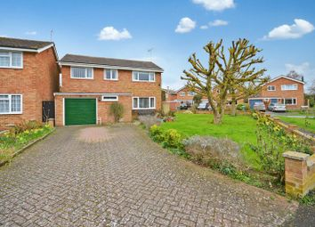 Thumbnail 4 bed detached house for sale in Stokes Croft, Haddenham, Aylesbury