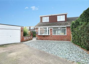 Thumbnail 3 bed bungalow for sale in Elm Tree Avenue, Thorngumbald, Hull