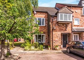 Thumbnail 2 bed flat for sale in Clarence Court, Wilmslow