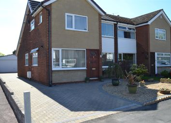 Thumbnail 3 bed semi-detached house for sale in Hartwood Green, Chorley