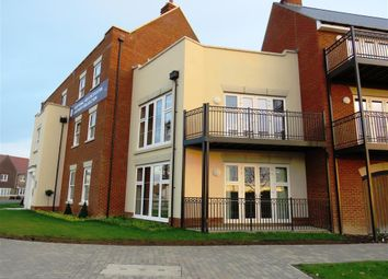 Thumbnail 2 bed flat to rent in Avocet Way, Finberry, Ashford