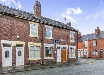 Thumbnail 2 bedroom terraced house for sale in Windsmoor Street, Stoke-On-Trent