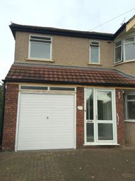 Thumbnail 4 bed semi-detached house to rent in Kings Road, South Harrow, Harrow