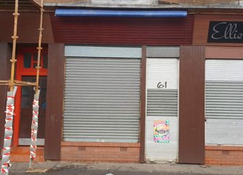 Thumbnail Retail premises to let in 61 Main Street, Glasgow