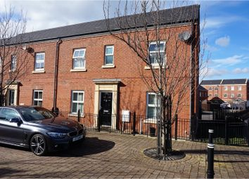 Thumbnail 3 bed end terrace house for sale in Sea Winnings Way, South Shields